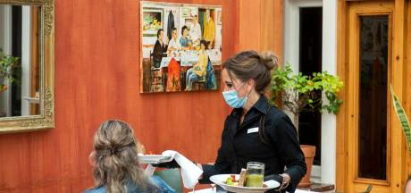 Training in Hotel Bilderberg op proef, daar hoort een lunch in het restaurant bij