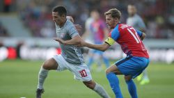Football Talk. Mogelijke EL-tegenstrevers van Antwerp spelen gelijk - Anderlecht verliest laatste oefenpot