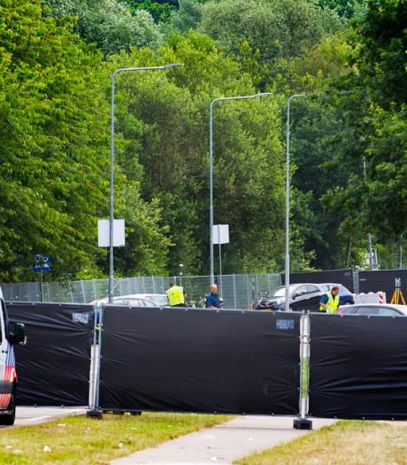 Tilburgse vanaf camping Pinkpop: 'Bezoekers liepen huilend weg'