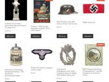 Tilburg onderzoekt twee 'nazi-webshops': 'Verdienen aan leed van anderen is moreel verwerpelijk'