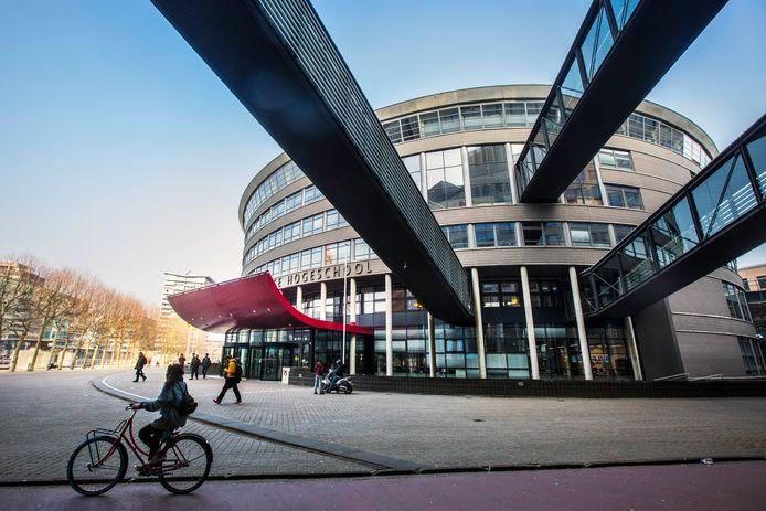 De Haagse Hogeschool in Den Haag.