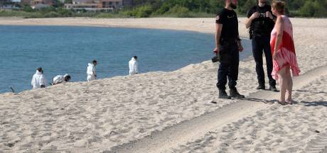 Réouverture des plages en Corse après la pollution aux hydrocarbures