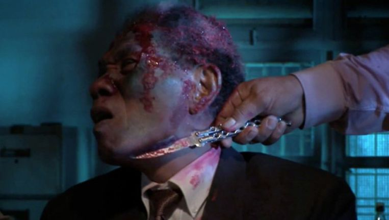 Scène uit The Act of Killing Beeld Filmstill
