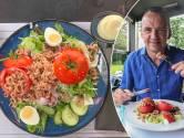 """Sterrenchef Luc Bellings niet te spreken over tomaat-garnaal die sommige zaken aan de Belgische kust serveren: """"Eén van de allerergste borden tout court die ik al kreeg voorgeschoteld"""""""