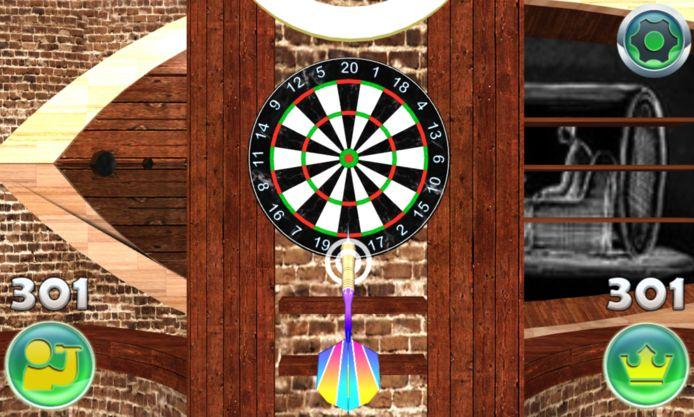 3D Darts is het online dartspel dat te spelen is op onze website.