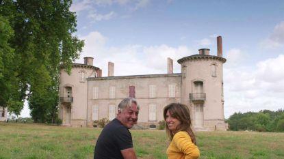 Naar Frankrijk kunnen ze niet, maar 'Château Planckaert' gaat wel door zoals gepland