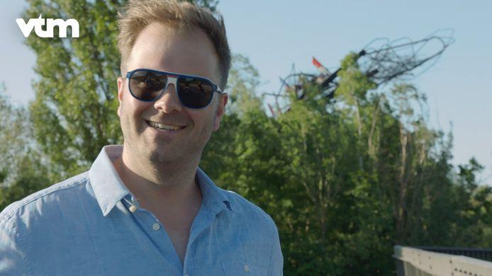 Niels Albert in 'De Zomer Van'