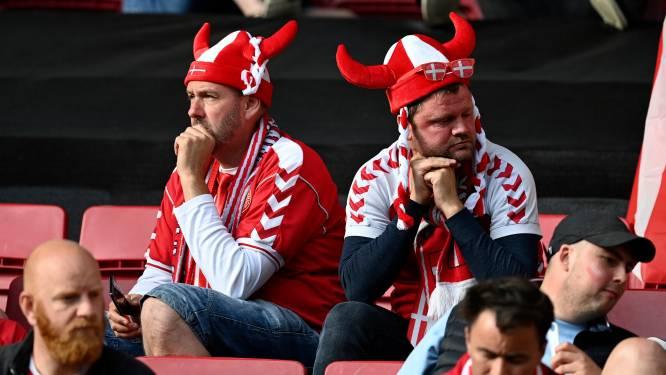 Sportwereld deelt massaal steunbetuigingen voor Christian Eriksen