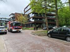 Brand veroorzaakt veel rook in flatwoning Talmalaan