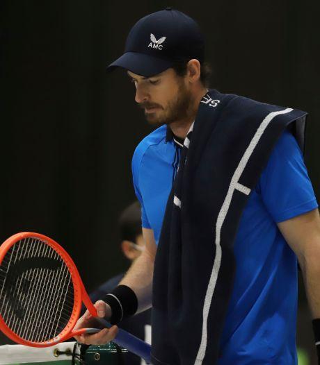 Murray kan kater van mislopen Australian Open niet wegspoelen