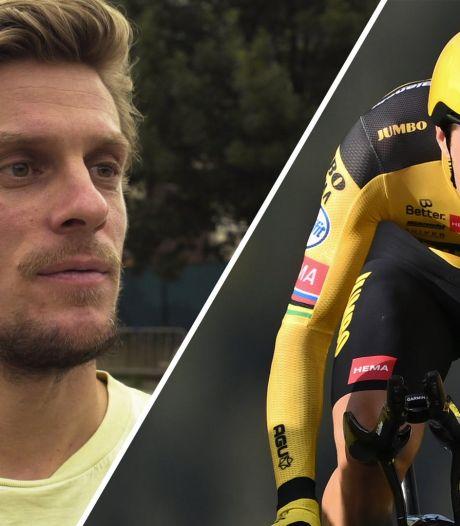 De Tour van Thijs Zonneveld: 'Zo dicht mogelijk op de koers zitten'
