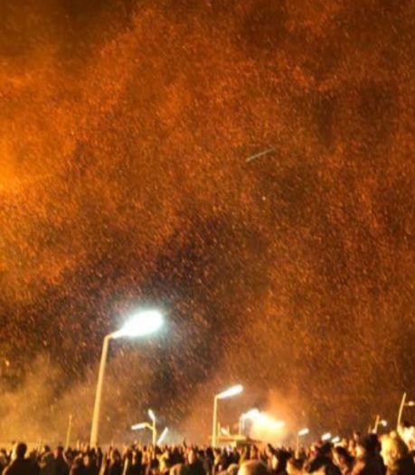 Krikke houdt conclusies van onderzoeksrapport naar vreugdevuren geheim voor brandweer