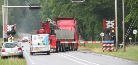 Blikseminslag in Holten ontregelt treinverkeer tussen Rijssen en Deventer