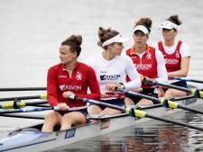 Vrouwen bezorgen Nederland succes op EK roeien in Varese