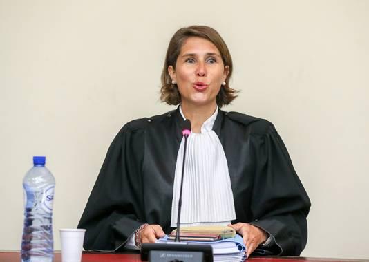 Rechter Marie-France Keutgen.