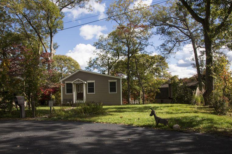 De huizen in het dorp zijn oorspronkelijk gebouwd als zomerbungalows. Beeld ULI SEIT/The New York Times/Redu