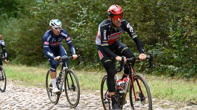 """Philippe Gilbert: """"Ce Paris-Roubaix risque d'être chaotique"""""""