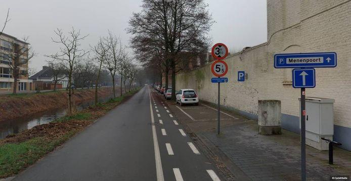 """""""Hoge Wieltjesgracht is een belangrijke fietsas voor onze stad, zowel voor het functioneel als recreatief verkeer."""""""