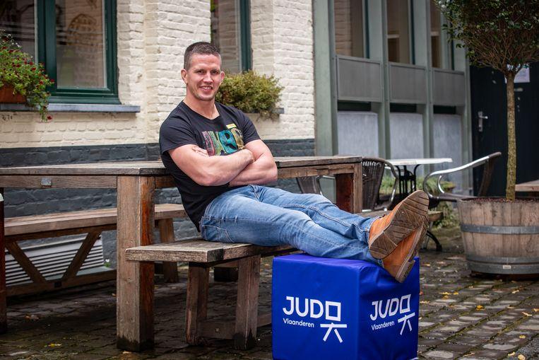 Dirk Van Tichelt. Beeld BELGA