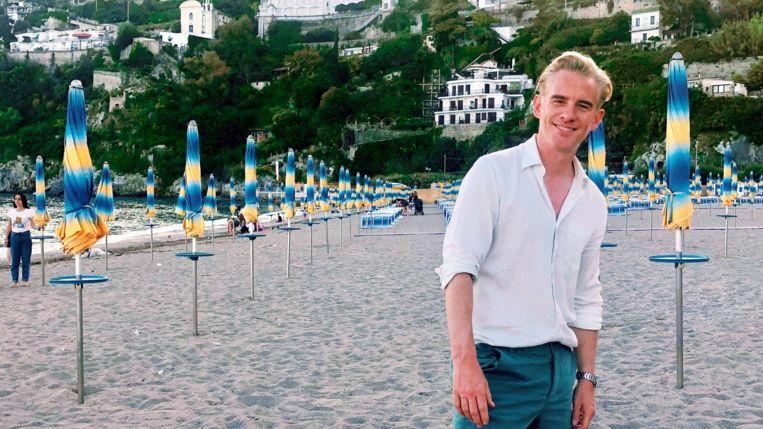 Art Rooijakker in B&B vol liefde Beeld RTL