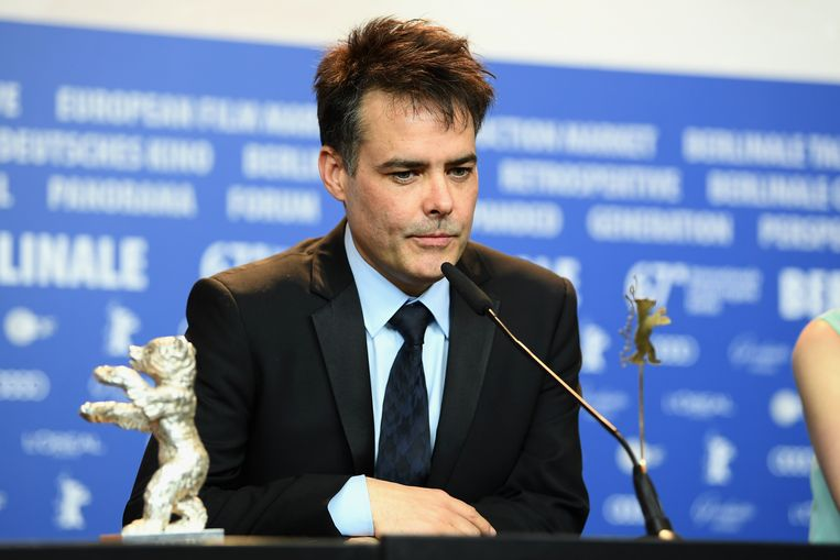 Regisseur Sebastián Lelio ontving al een Zilveren Beer voor 'Una Mujer Fantástica' in Berlijn. Beeld Getty Images