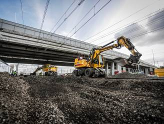 Grote spoorwerken gestart in Hasselt: treinverkeer drie weken lang verstoord