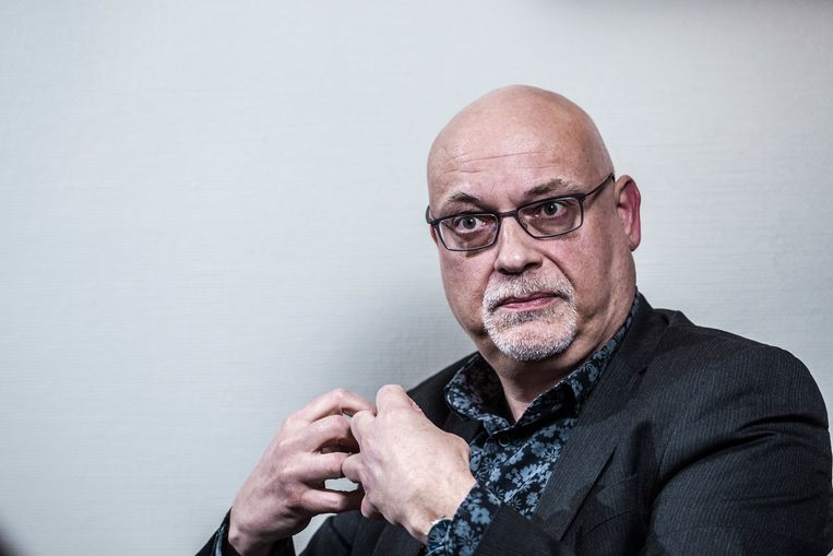 Willem Lemmens is filosoof, departementsvoorzitter filosofie aan de Universiteit Antwerpen en lid van het raadgevend comité voor bio-ethiek. Beeld Jonas Lampens