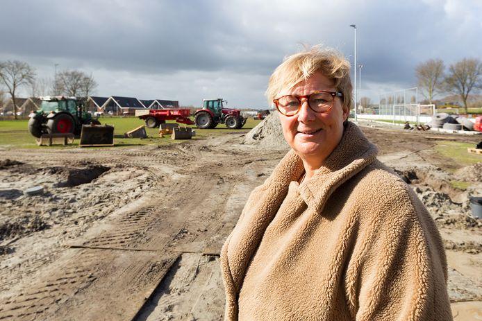 """Wethouder Yvonne Peters: ,,Goed gelukt om inwoners te stimuleren in afvalscheiding."""""""