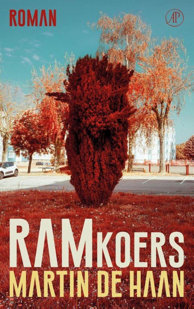 Martin de Haan, 'Ramkoers', De Arbeiderspers, 356 p., 22,99 euro.   Beeld rv