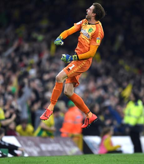 Kruls Norwich nog niet zeker van Premier League