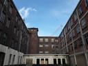 Het voormalige U-gebouw van KVL.