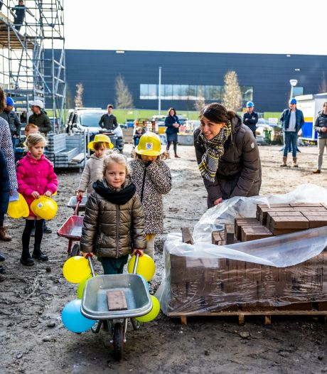 Splinternieuwe basisschool verwelkomt in januari leerlingen