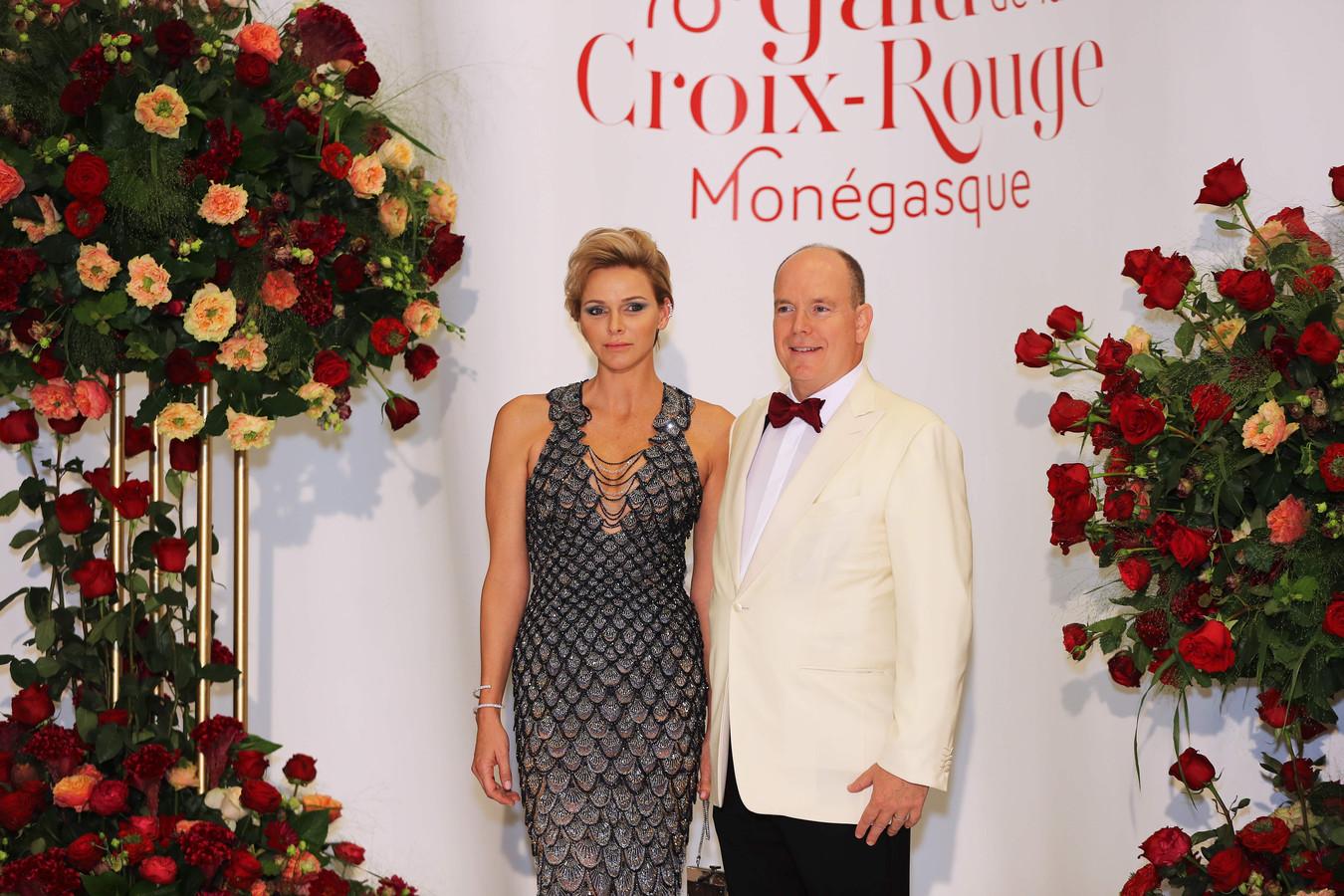 Prince Albert II de Monaco et Charlene