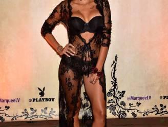 Controversiële olympiër woont nu samen met dit Playboymodel