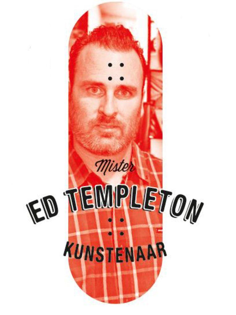 Ed Templeton. Beeld DM