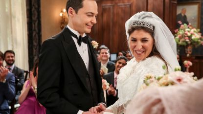 Opgelet, spoiler! Actrice Mayim Bialik teleurgesteld over het huwelijk van Sheldon en Amy in 'The Big Bang Theory'