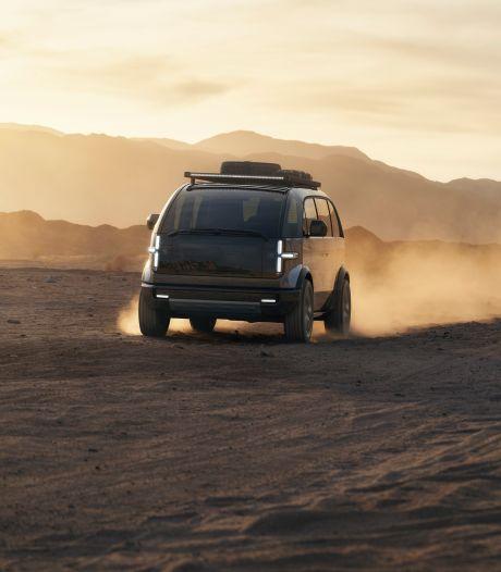 Nieuwe klant voor Nederlandse autofabriek VDL Nedcar: elektrische SUV's van Canoo
