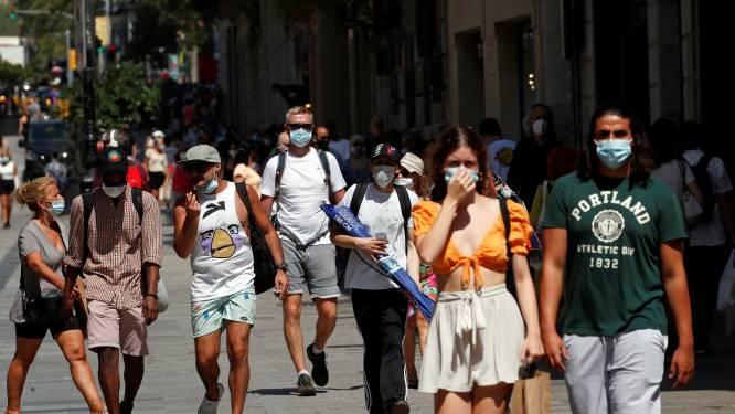 Nederlanders mogen niet meer naar Barcelona, Belgen (voorlopig) nog wel