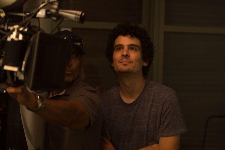 Damien Chazelle (La La Land) Beeld Belga Films