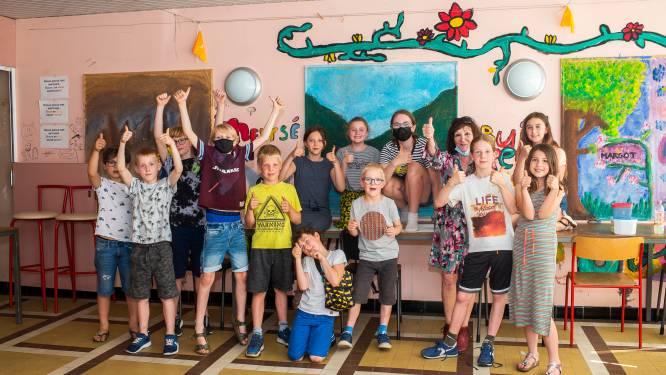 """Jonge kunstenaars geven verouderd lokaal passend afscheid: """"We moeten het toch niet meer opkuisen"""""""