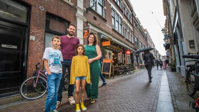 Sanne vertrekt met pijn in het hart uit Haagse bovenwoning: 'Het is echt mijn paleisje'
