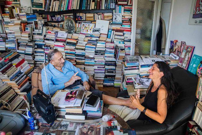 Carole & Jozef, 2021 © Aurélie Geurts