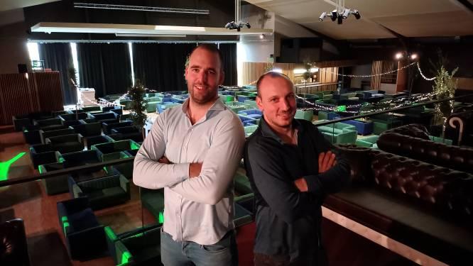 """Broers toveren feestzaal Vossenberg om tot 'Garden Of Love': """"Combinatie van restaurant en discotheek"""""""