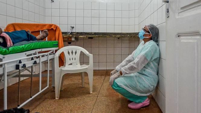LIVE. Ruim 3 miljoen coronadoden sinds uitbraak pandemie - Minder dan 3.000 coronapatiënten in Belgische ziekenhuizen
