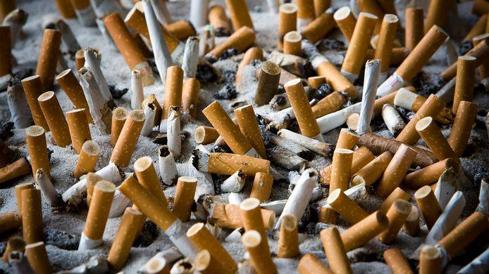 Supermarkten mogen vanaf 2024 geen tabak meer verkopen.