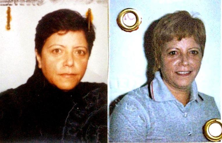Maria Licciardi (50) was tot haar arrestatie een van de dertig meest gezochte Italiaanse criminelen. Beeld Hollandse Hoogte / EPA