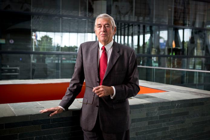 Van de Linde in 2012