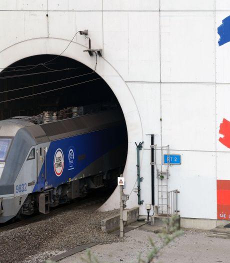 Plus de 70kg de cocaïne saisis dans le tunnel sous la Manche