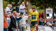 Ondanks pakje friet: Egan Bernal wint na-Tourcriterium in Roeselare