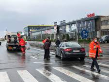 Scooterrijder gewond na ongeval op A12 in Wilrijk